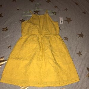 Old Navy Eyelet dress NWT